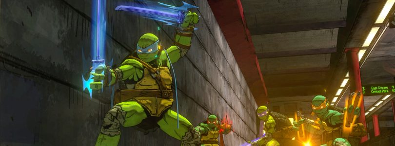 Teenage Mutant Ninja Turtles: Mutants in Manhattan Announced for Consoles and PC
