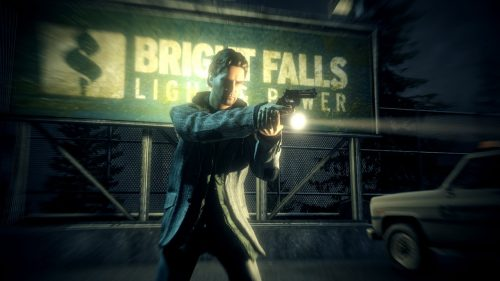 Alan Wake's Return Trademarked by Remedy Entertainment