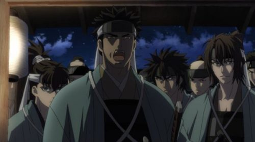 Sentai Filmworks Licenses 'Hakuoki ~ Demon of the Floating Blossom: Wild Dance of Kyoto'