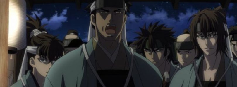 Sentai Filmworks Licenses 'Hakuoki ~ Demon of the Floating Blossom: Wild Dance of Kyoto'