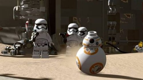 LEGO Star Wars: The Force Awakens Officially Announced