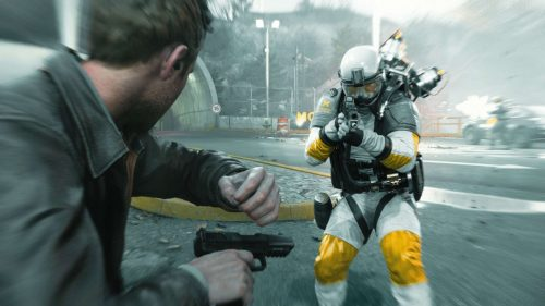 Quantum Break Development Complete, Goes Gold