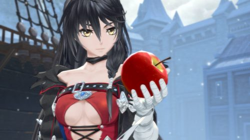 Tales of Berseria Adds Rokuro and Eleanor to Core Cast