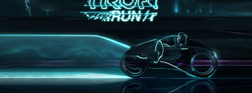 TRON RUN/r Available Now on Steam