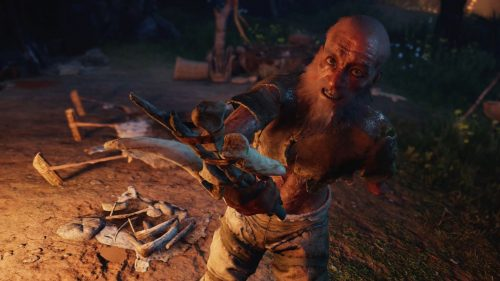 New Far Cry Primal Trailer Teaches Players to Survive