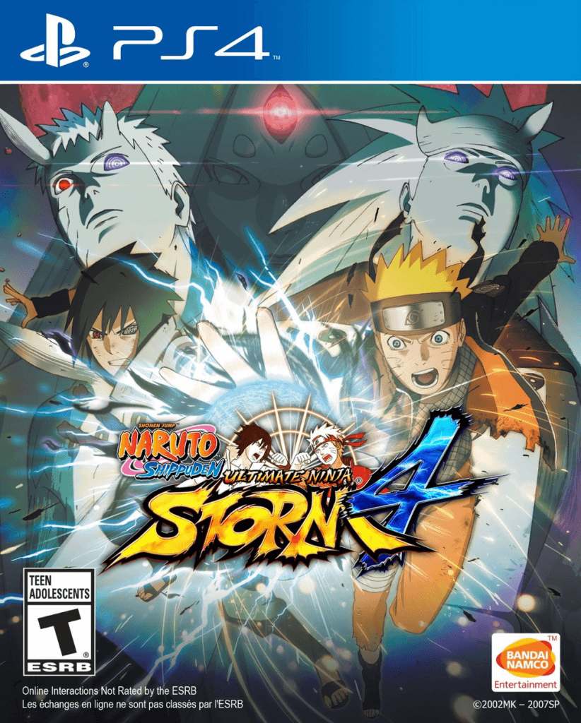 Naruto shippuden ultimate ninja storm 4 release date in Melbourne