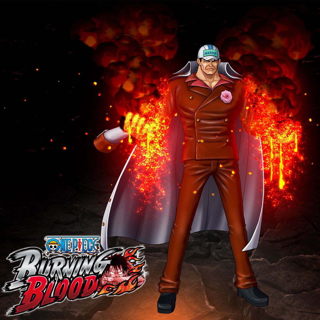 One Piece Burning Blood: New One Piece: Burning Blood Story Details And Screenshots
