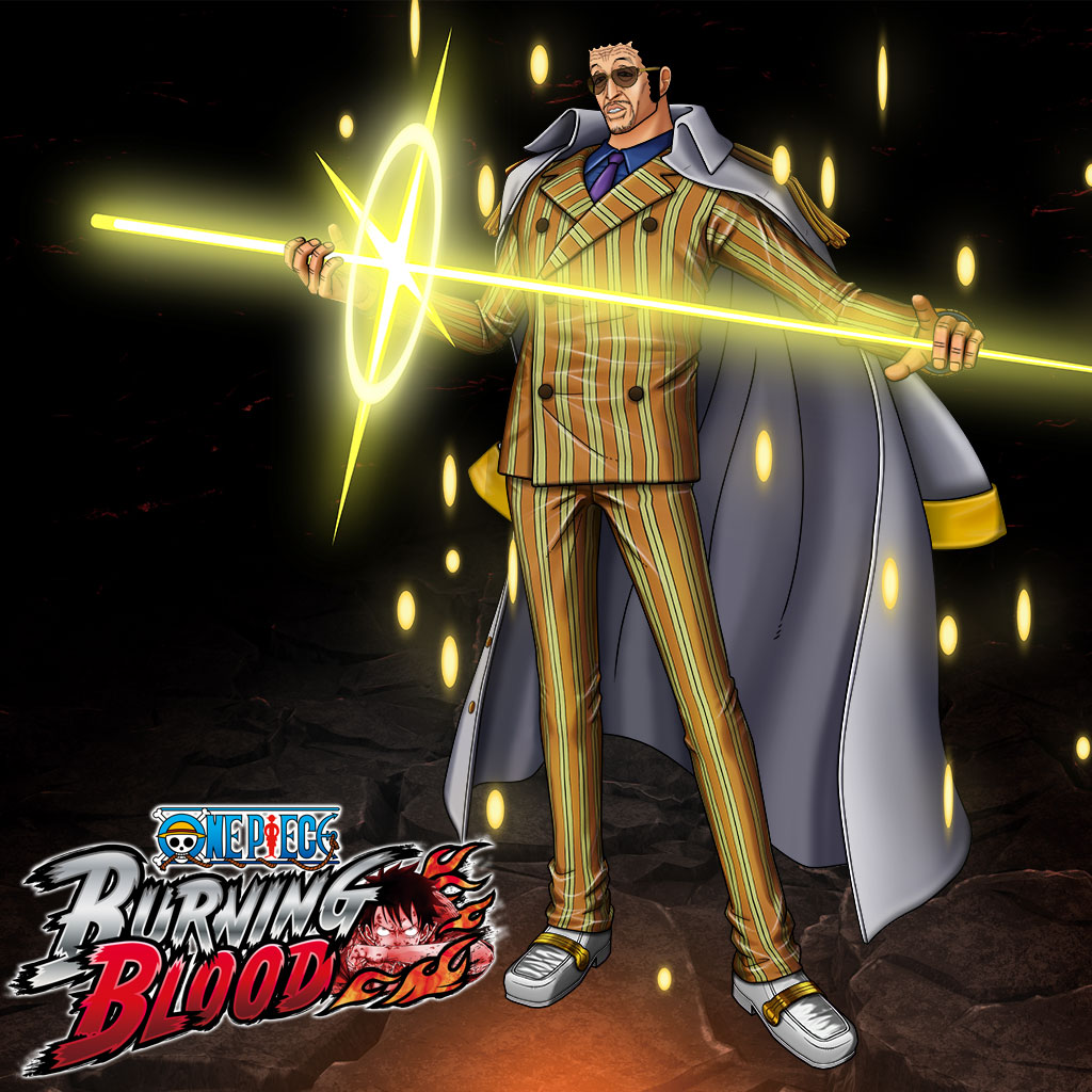 One Piece Burning Blood Character Art 32 Capsule Computers Sony Ps4