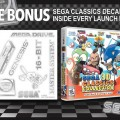 Sega 3D Classics Collection to come with a Set of Retro Decals