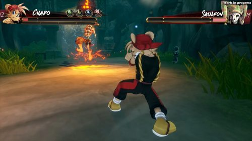 First Shiness: The Lightning Kingdom Gameplay Trailer Released