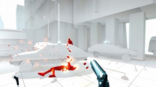 SUPERHOT Release Date Announced