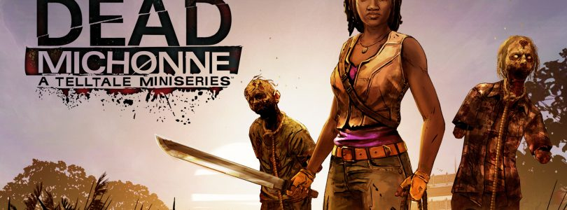 The Walking Dead: Michonne Begins February 23rd
