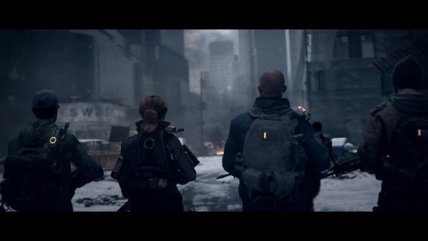 Pre-Load The Division Beta Starting Today