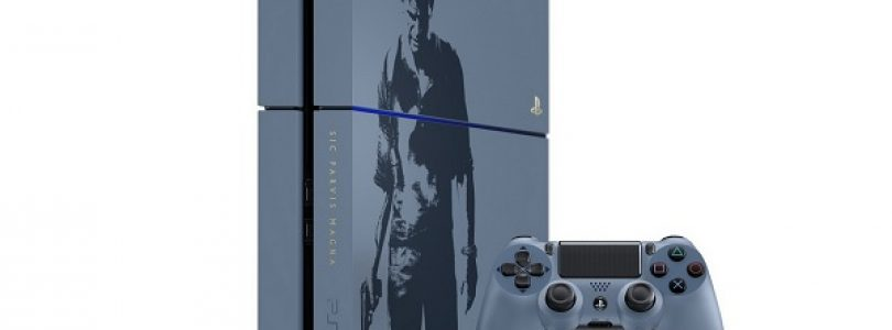Limited Edition Uncharted 4: A Thief's End PlayStation 4 Bundle Announced