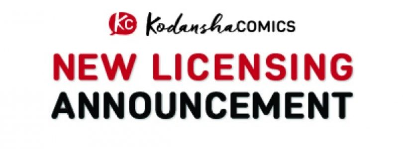 Kodansha Comics Announces Seven New Manga Licenses
