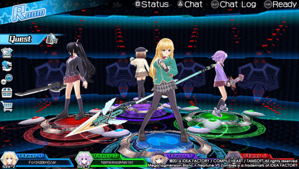 MegaTagmension-Blanc-Neptune-VS-Zombies-screenshot- (2)