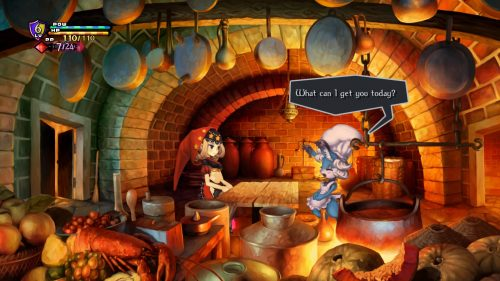 Odin Sphere: Leifthrasir's Cooking and Alchemy Systems Detailed