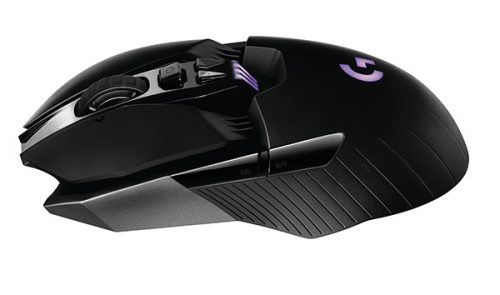 Logitech G900 Chaos Spectrum Wireless Mouse Announced