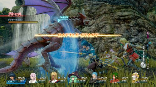 Star Ocean: Integrity and Faithlessness PS4 and PS3 Comparison Videos Released