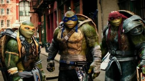 New Teenage Mutant Ninja Turtles: Out of the Shadows Posters