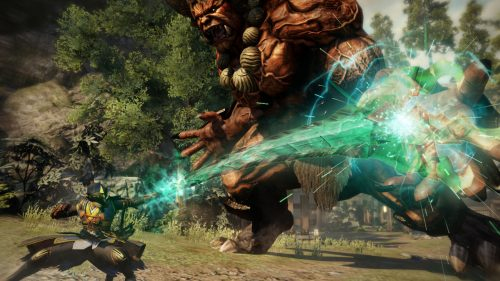 First Official Trailer Released for Toukiden 2