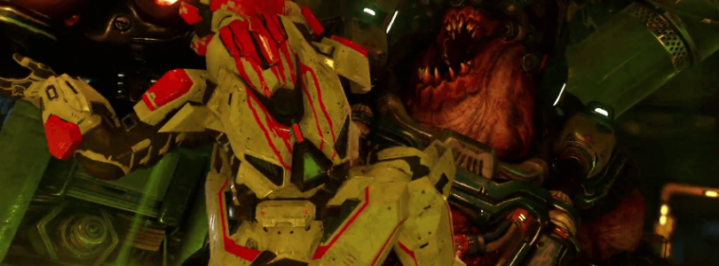 Doom Multiplayer Debut Trailer, Closed Beta Begins March 31st