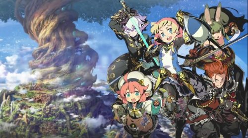 Etrian Odyssey V: The End of the Long Myth Trailer and Gameplay Footage Released