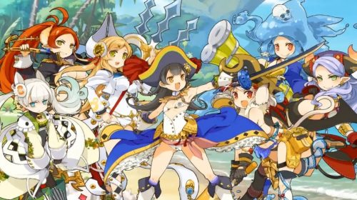 Genkai Tokki: Seven Pirates Teaser Trailer Shows off a bit of Gameplay