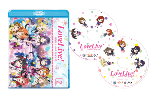 Love Live! School Idol Project 2nd Season Standard Edition Release Date Announced