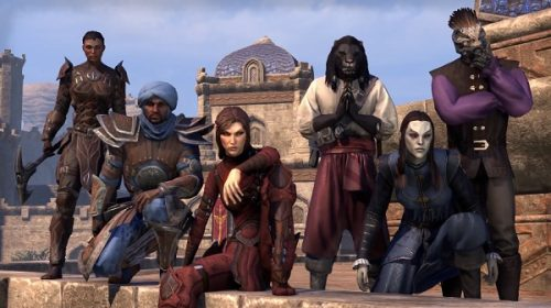 The Elder Scrolls Online Thieves Guild DLC Now Available