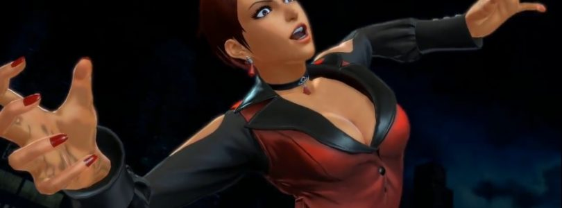 The King Of Fighters XIV Adds Kim, Vice, and Sylvie Paula Paula to Roster