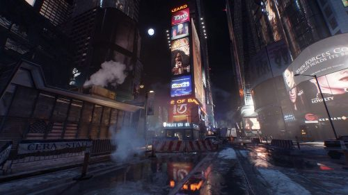 New Tom Clancy's The Division Trailer Looks at Nvidia Gameworks