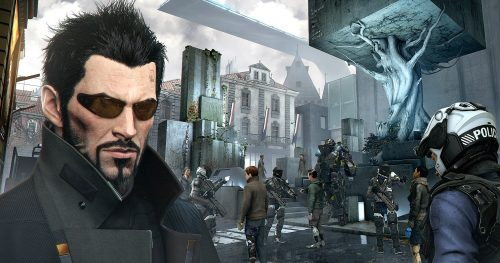 Six Minute Deus Ex: Mankind Divided Trailer Released