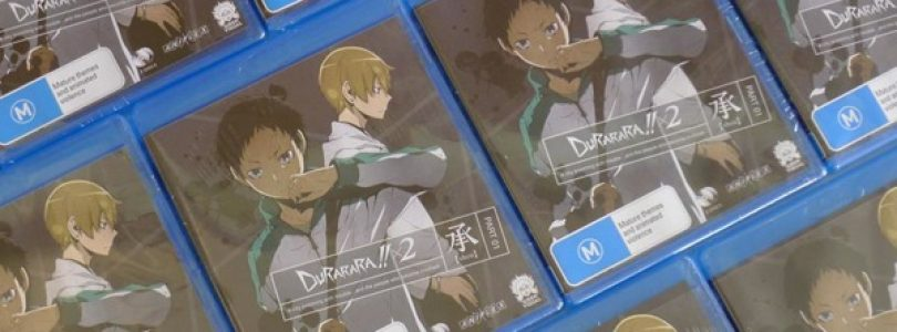 Siren Visual's Blu-ray Release of 'Durarara!!x2' Part 1 Is Now Shipping