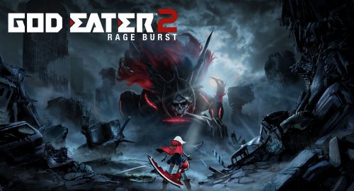 God Eater: Resurrection and God Eater 2: Rage Burst Release Dates Revealed
