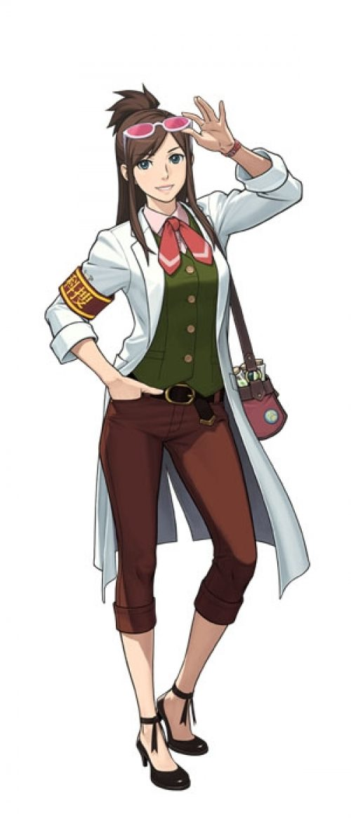 Ace Attorney 6 Details the Returning Trucy Wright, Ema Skye, and More