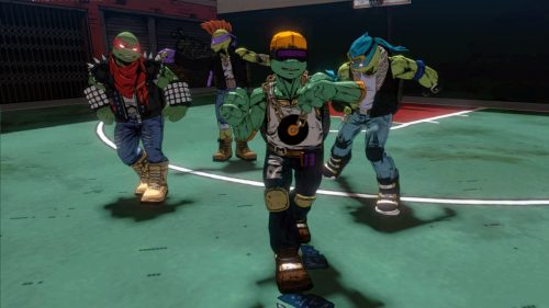 Teenage Mutant Ninja Turtles: Mutants in Manhattan Pre-Order Costumes Revealed