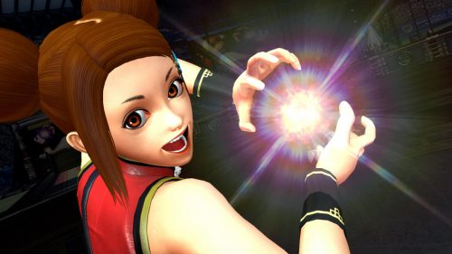 The King of Fighters XIV Adds New Fighters Mui Mui and Kukri