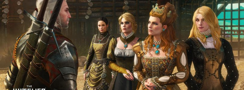 More Screenshots Released for The Witcher 3: Blood and Wine Expansion
