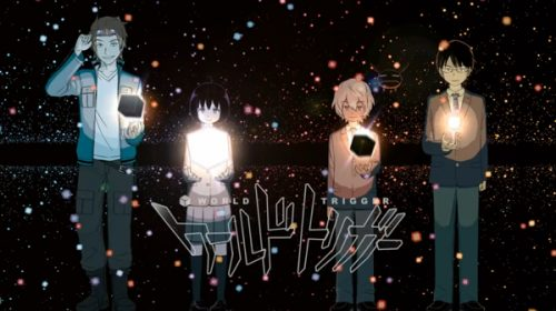 Toei Animation Announces the Main English Dub Cast for 'World Trigger'