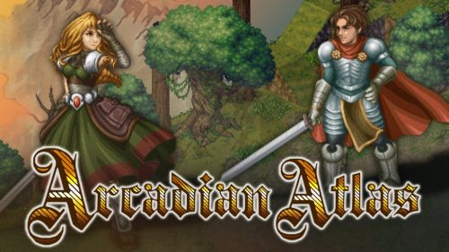 Arcadian Atlas, a Tactical RPG Inspired by the Classics, Appears on Kickstarter