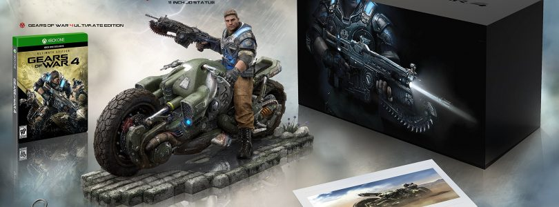 Gears of War 4 Special Editions and Season Pass Detailed