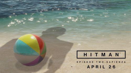 Hitman's Second Episode Arrives on April 26