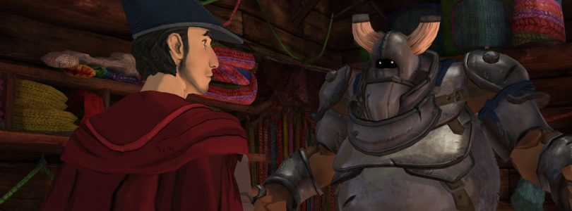 "King's Quest Chapter 3 ""Once upon a Climb"" Out Now"