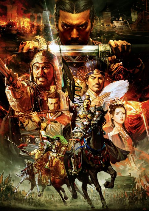 Romance of the Three Kingdoms XIII Pre-Order Bonuses Detailed
