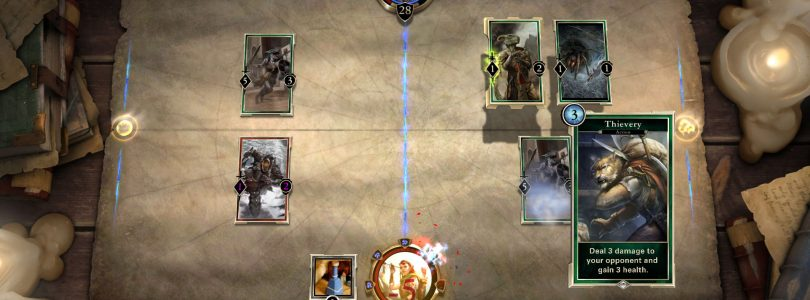 The Elder Scrolls: Legends Trailer and Closed Beta Announced