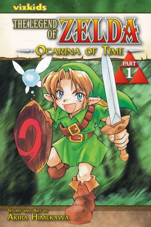 The Legend of Zelda: Legendary Edition Manga Omnibus Releases Announced
