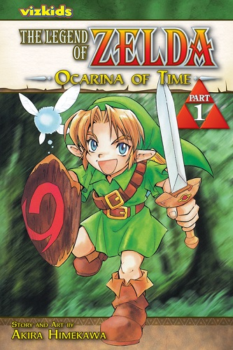 the-legend-of-zelda-ocarina-of-time-volume-1-cover