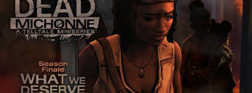 The Walking Dead: Michonne – What We Deserve Review