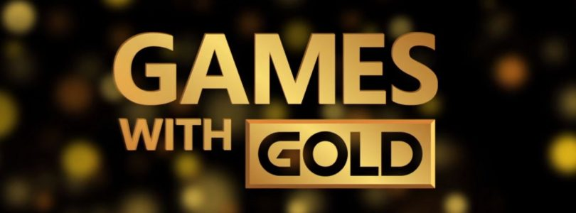 May 2016's Games With Gold Announced
